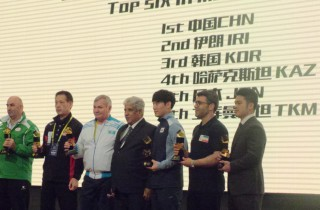 Congratulation to China, Best Team & Lifters!! Image 37